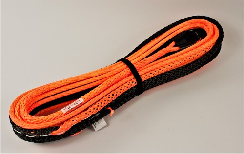 "3/8"" x 65' Freedom Optimized Winch Rope MBS17,000 lbs Made with SupreemX 12"